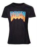 Doom - T-Shirt Classic Logo