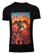 Doom - T-Shirt Box-Art