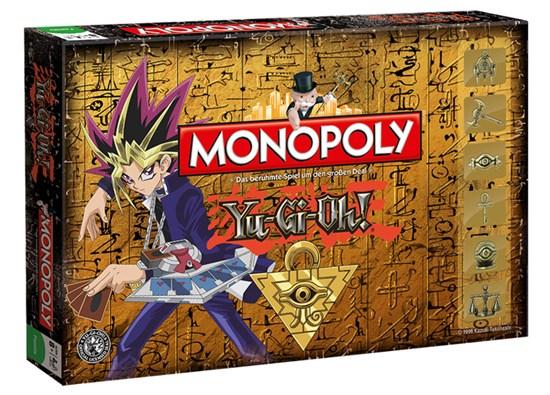 Yu-Gi-Oh! - Monopoly