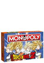 Dragon Ball Z - Monopoly
