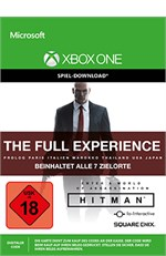 HITMAN The Full Experience (Vollversion) [Code - DE]