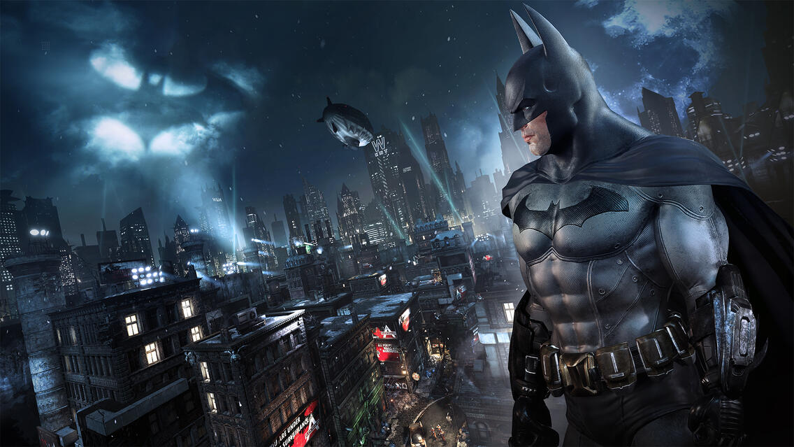 Batman Return to Arkham Screenshot
