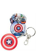Marvel - Schlüsselanhänger Captain America Shield