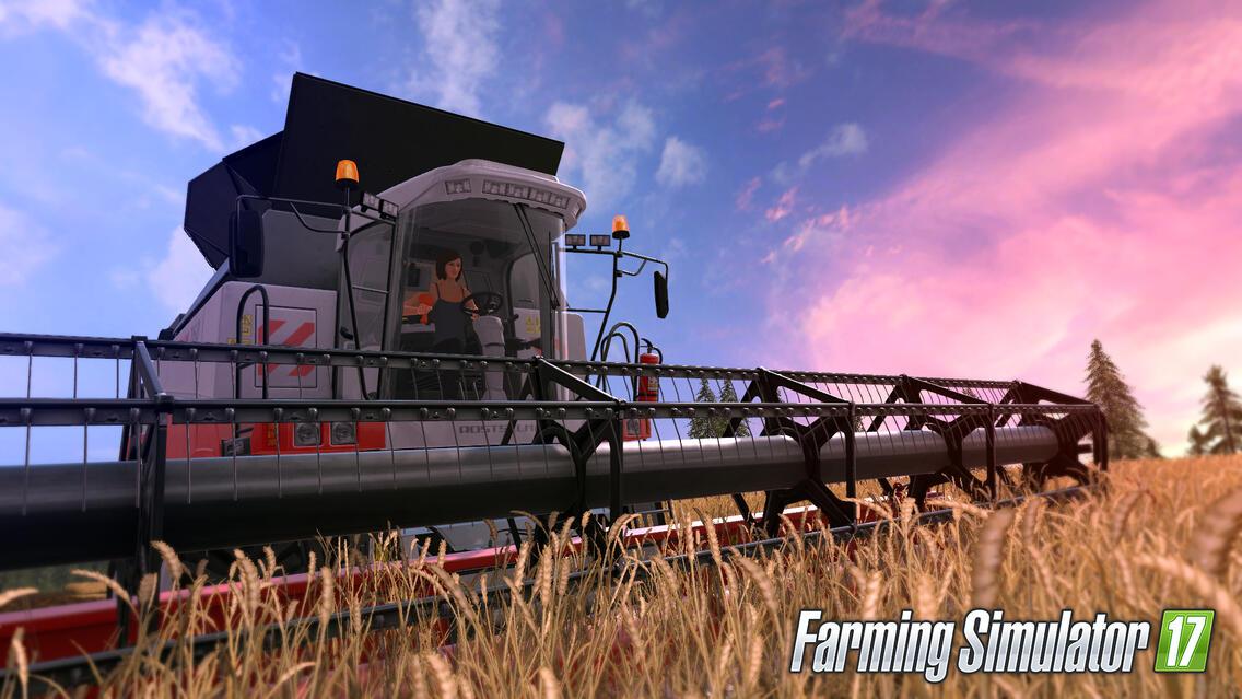 Landwirtschaftssimulator 2017