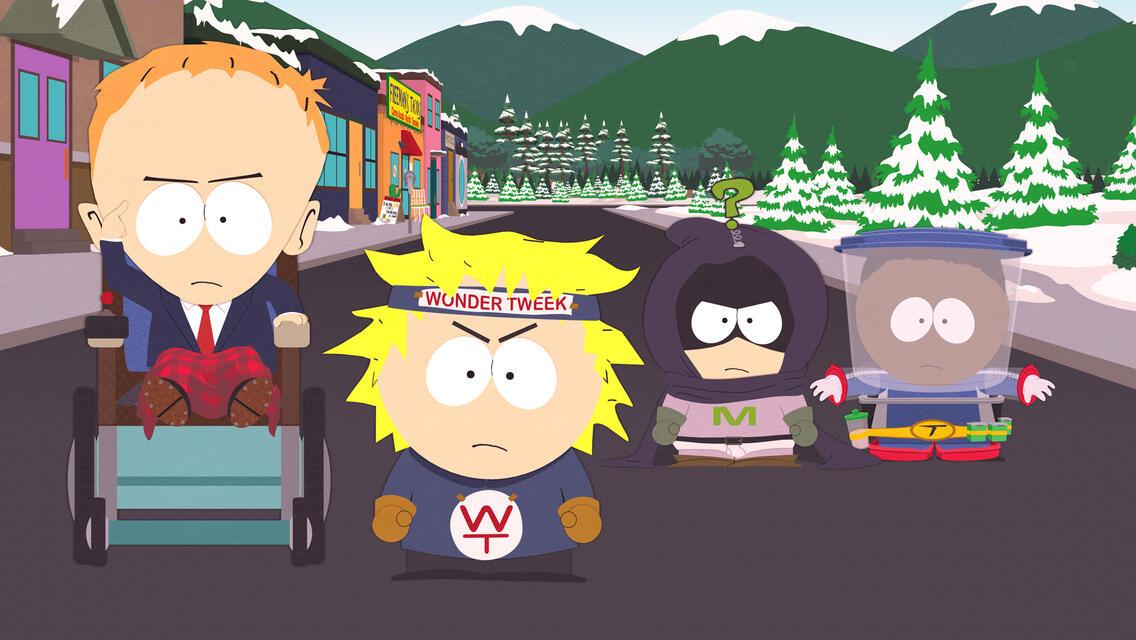 South Park: Die rektakuläre Zerreißprobe Gold Edition