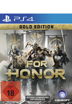 For Honor Gold Edition