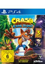 Crash Bandicoot Trilogy Remastered