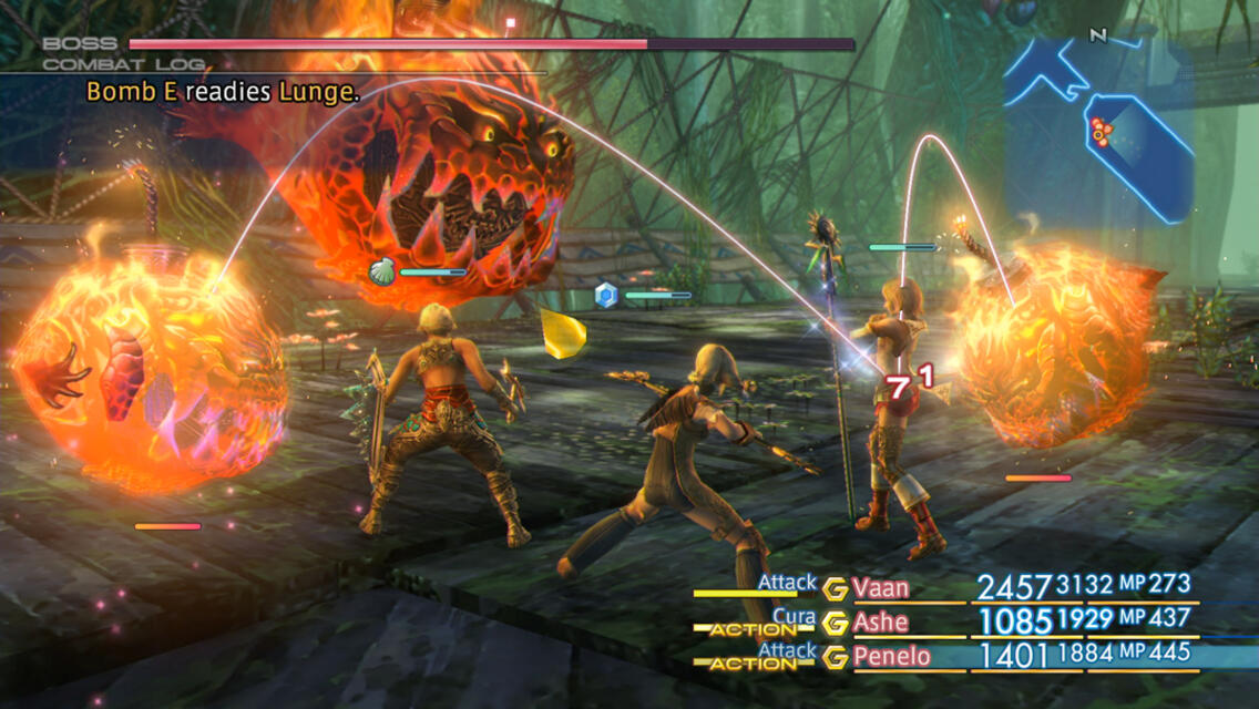 Final Fantasy XII: The Zodiac Age Screenshot