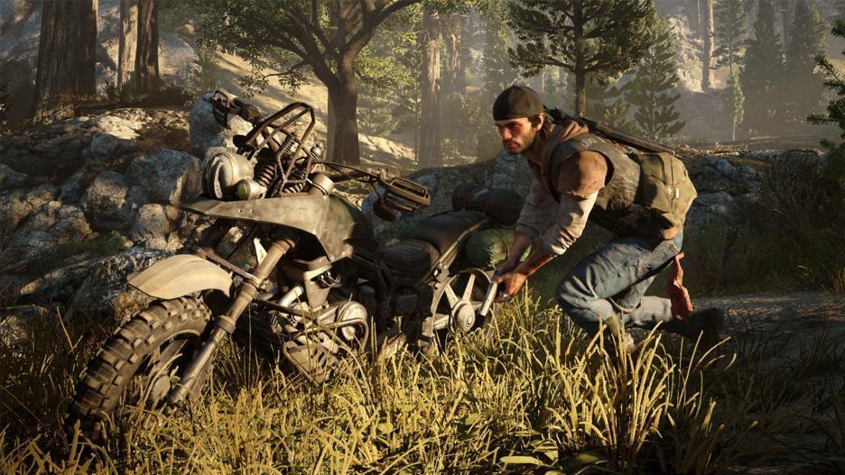 Days Gone Screenshot