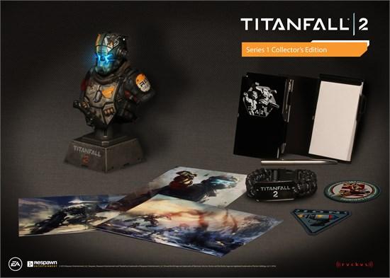 Titanfall 2 - Collector's Box (ohne Spiel)