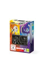 New 3DS XL Solgaleo und Lunala Limited Edition