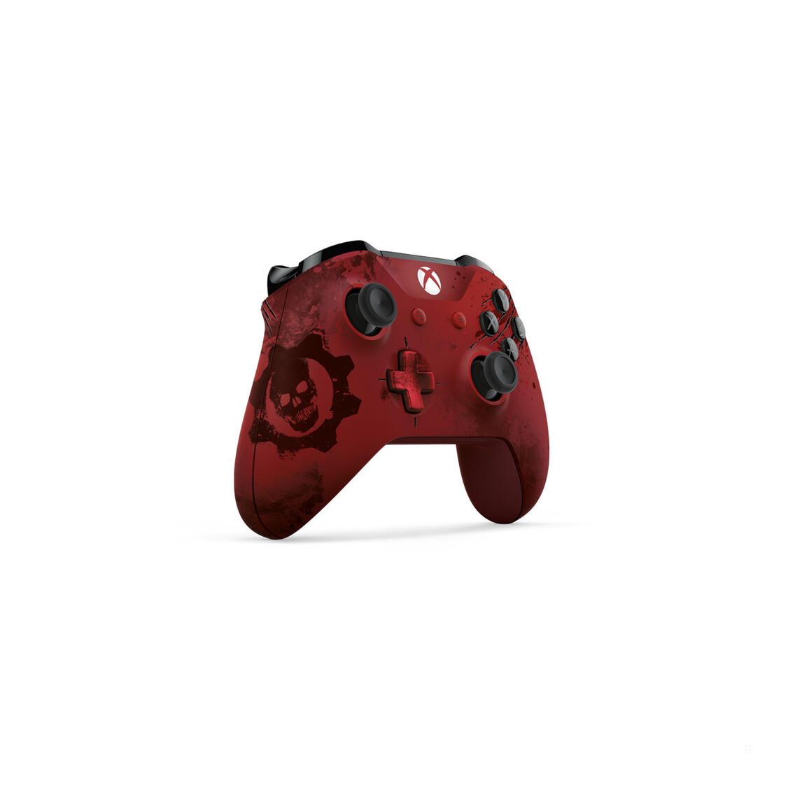 Xbox One Wireless Controller Gears of War 4 (Crimson red)