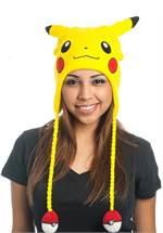 Pokemon - Beanie Pikachu (Lappländer-Beanie)