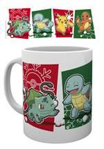 Pokémon - Tasse Snowball Starters
