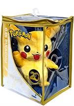 Pokémon - Plüschfigur Anniversary Special Edition Pikachu Waving