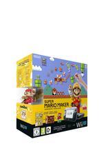 Wii U Konsole Premium Pack incl. Super Mario Maker + Artbook + amiibo