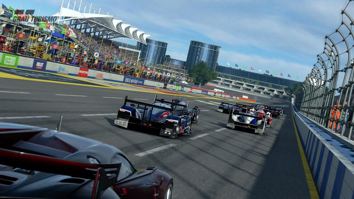 Gran Turismo Sport incl. Controller
