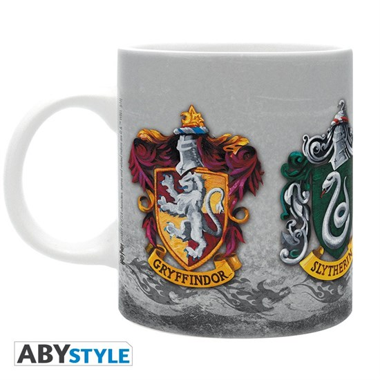 Harry Potter Tasse The 4 Houses Gamestop De