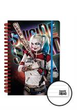 Suicide Squad - Notizbuch A5 Harley Quinn Good Night