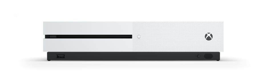 gebrauchte Xbox One S Konsole 1TB ohne Controller