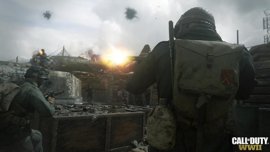 Call of Duty®: WWII Screenshot