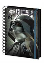 Star Wars Rogue One - Notizbuch Darth Vader (DIN A4)