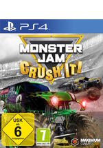 Monster Jam: Crush It
