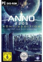 ANNO 2205 - Königsedition