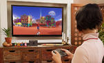 Nintendo Switch Konsole neon-rot / neon-blau