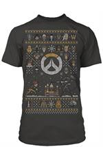 Overwatch - T-Shirt Holiday (Größe M)