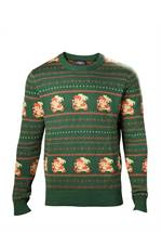 The Legend of Zelda - Sweatshirt XMAS (Größe S)
