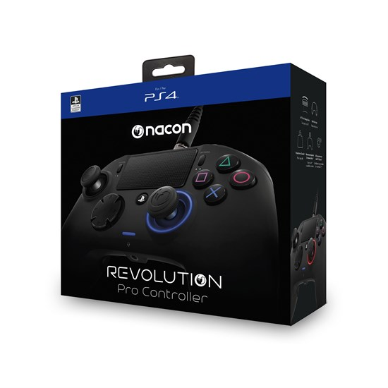 PS4 Nacon Revolution Pro Controller