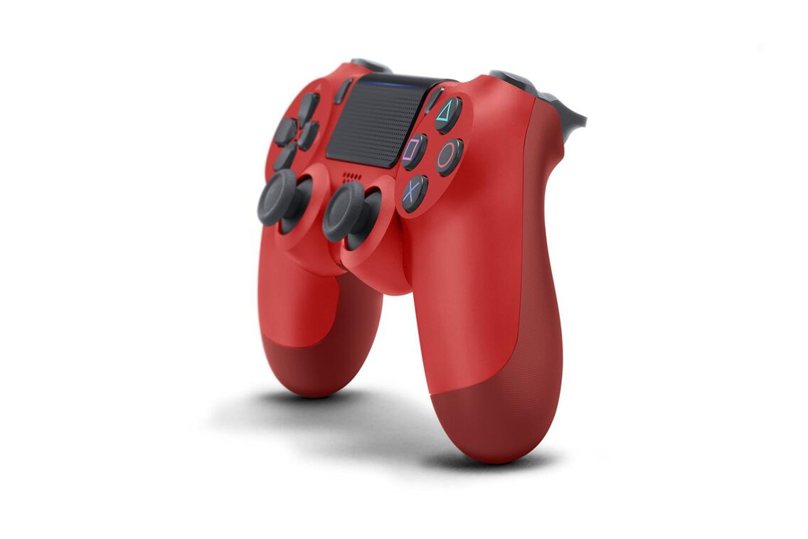 PS4 Dualshock 4 Controller rot