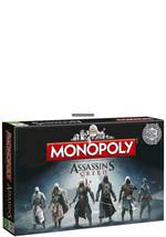 Assassin's Creed - Monopoly