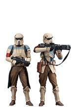 Star Wars Rogue One - Figur Scarif Stormtrooper