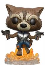 Guardians of the Galaxy 2 - Vinyl Wackelkopf-Figur Rocket Raccoon