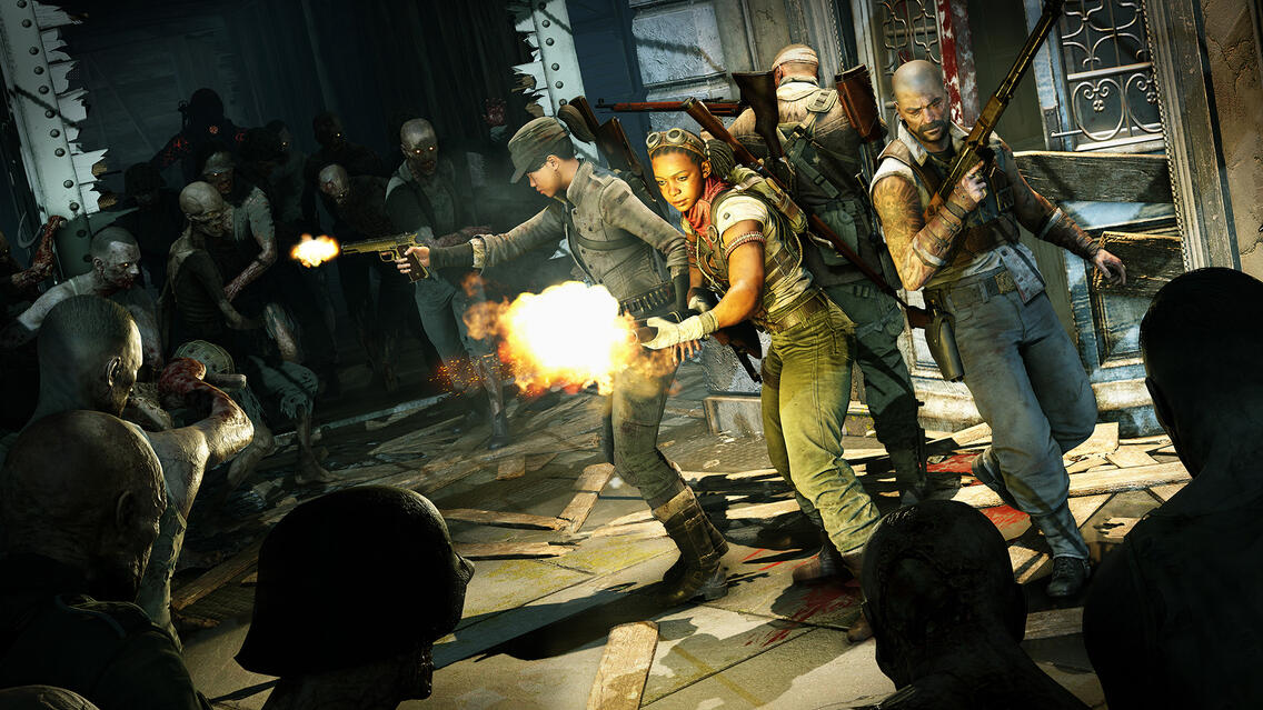 Zombie Army 4: Dead War Collector's Edition (only online!)