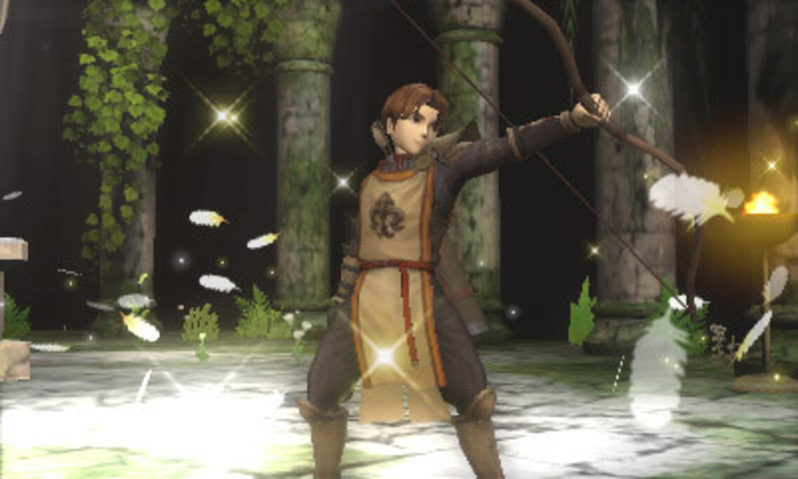Fire Emblem Echoes: Shadows of Valentia Screenshot