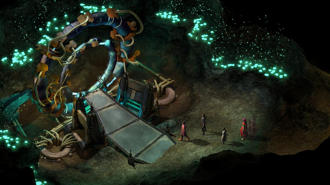 Torment: Tides of Numenera Collectors Edition