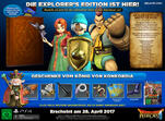 Dragon Quest Heroes 2 Explorer´s Edition