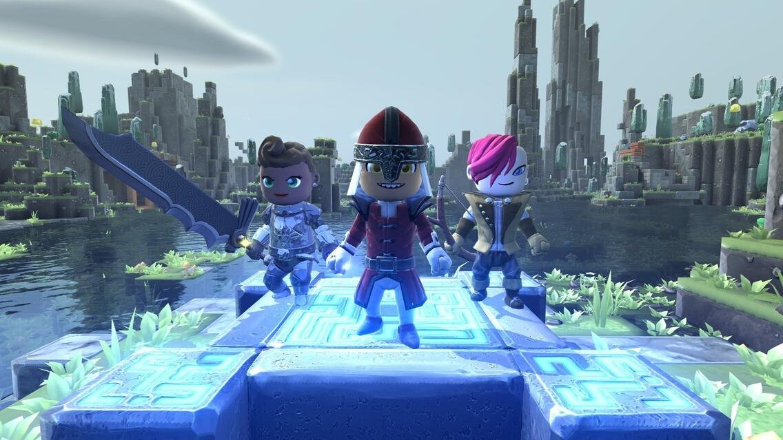 Portal Knights (Day-One-Edition)