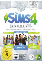 Die Sims 4 - Bundle Pack 4 (Code-in-a-Box)