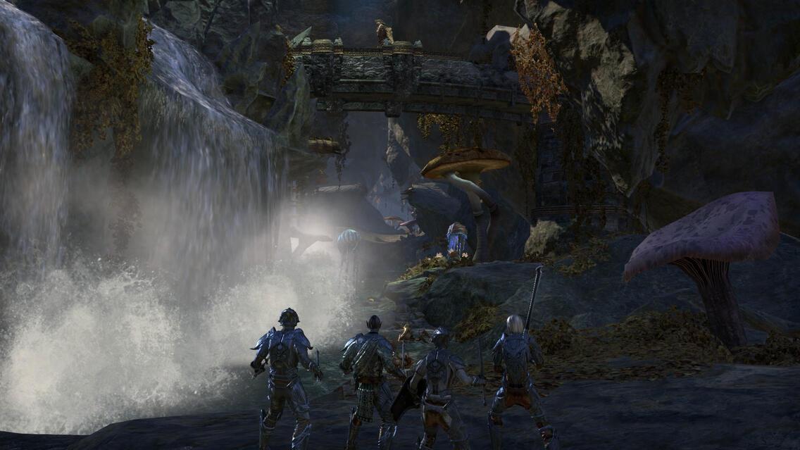 The Elder Scrolls Online: Morrowind Screenshot