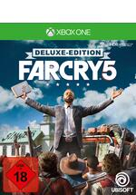 Far Cry 5 Deluxe Edition (Exklusiv bei GameStop!)