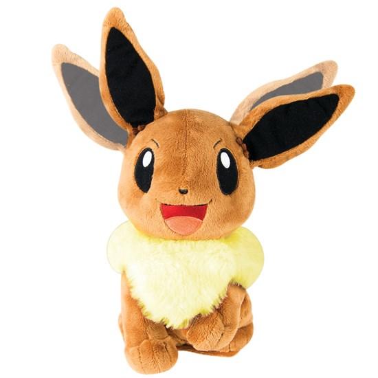 Pokémon - Plüschfigur Evoli