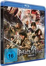 Attack on Titan - Film 1 (Blu-Ray)