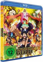 One Piece: 12. Film (Gold) (Blu-Ray)