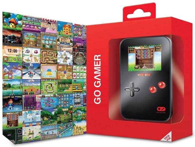 My arcade go gamer portable for Gamer v portable