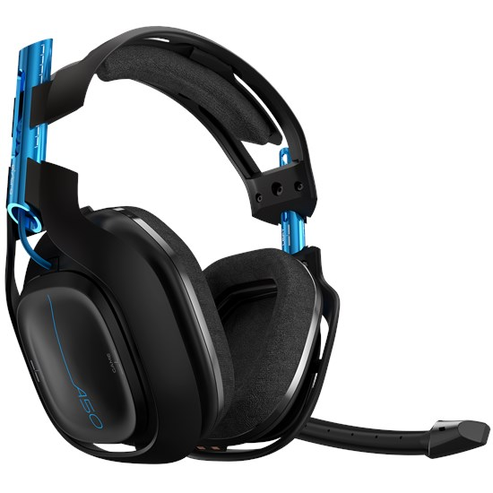 Astro A50 Wireless Headset Dolby 7.1 inkl. Base Station (PS4, PS3, PC, MAC)