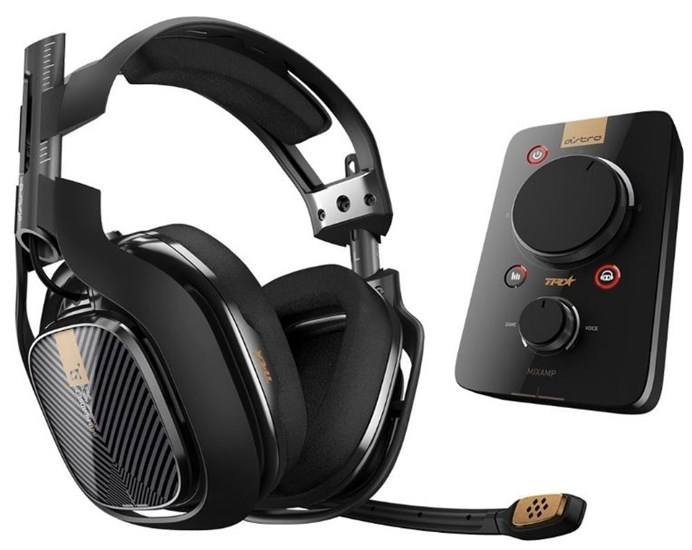 Astro A40 TR Headset Dolby 7.1 inkl. MIXAMP™ Pro TR (PS4,PS3,PC,Mac)